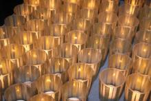 one thousand candles